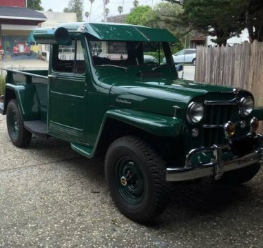 1955 Jeep Willys for sale