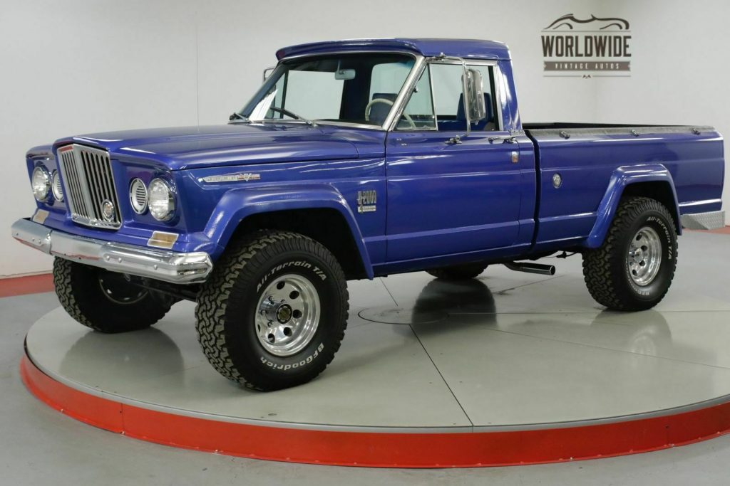 1967 Jeep Gladiator V8 for sale