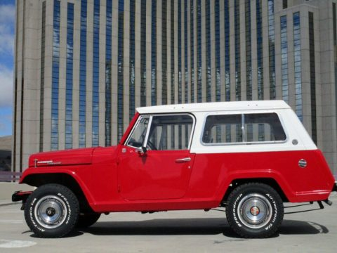 1969 Jeep Willys Jeepster for sale