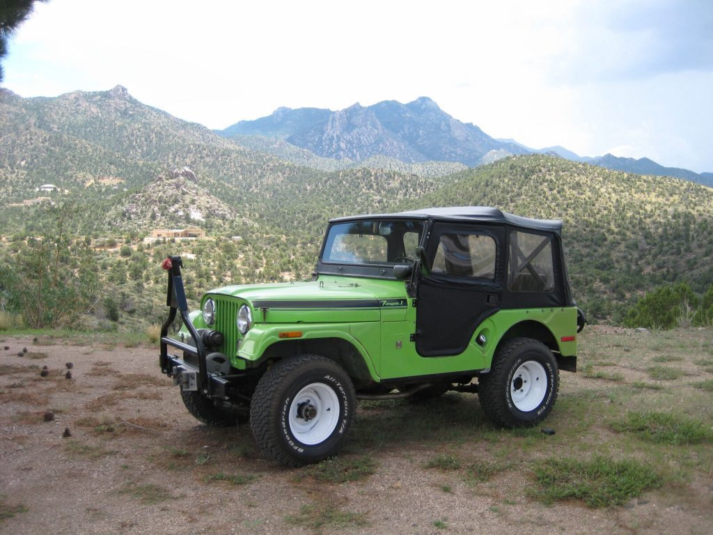 1970 Jeep CJ Renegade I