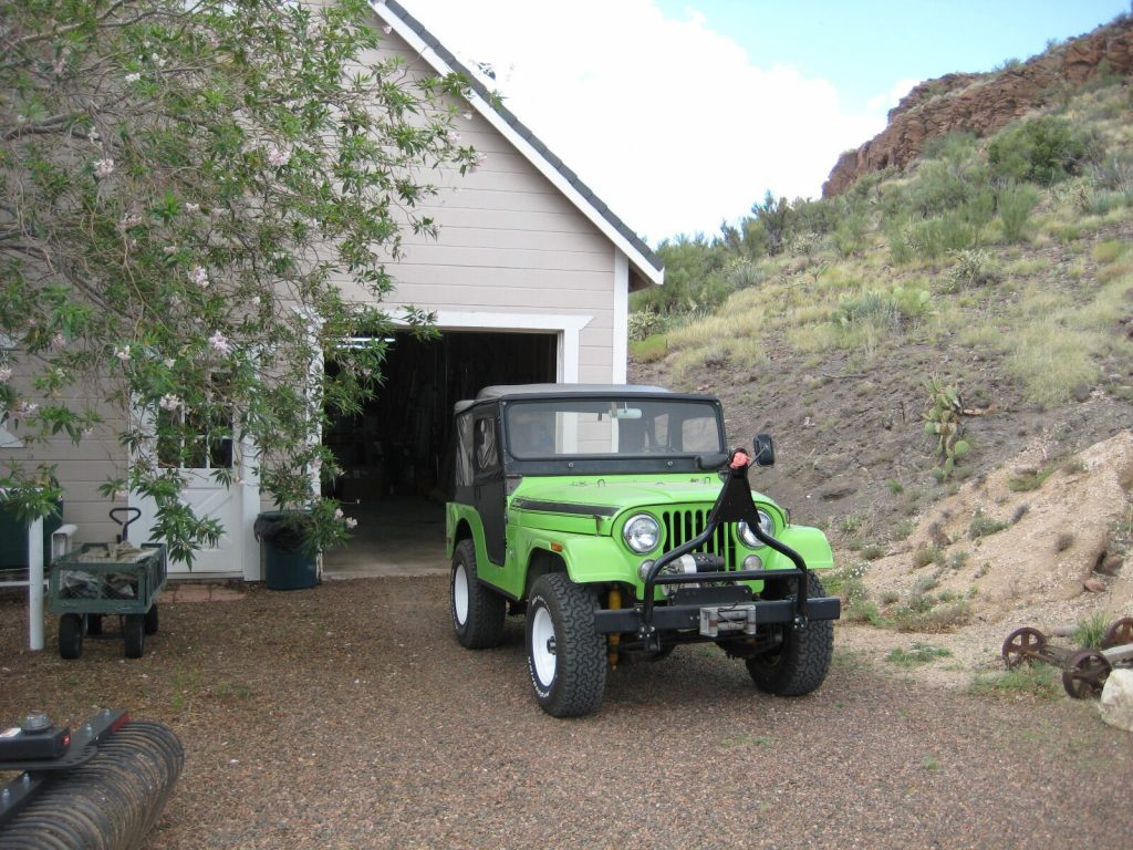1970 Jeep CJ Renegade I