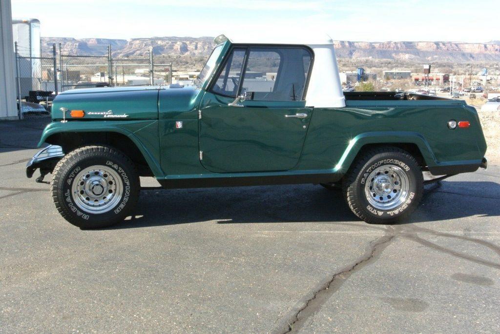 1970 Jeep Commando for sale