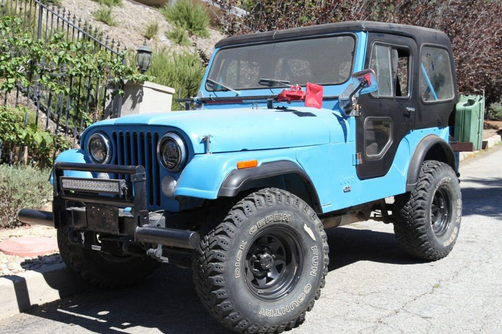 1976 Jeep CJ5 for sale