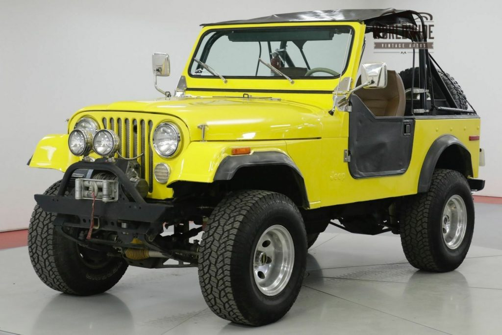 1978 Jeep CJ 304 V8. 3 Speed Manua for sale