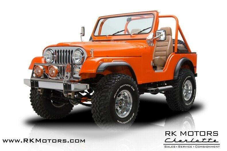 1978 Jeep CJ 5 for sale
