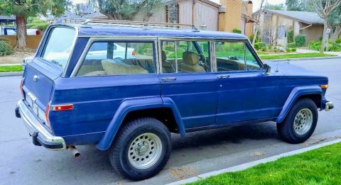 1986 Jeep Grand Wagoneer for sale