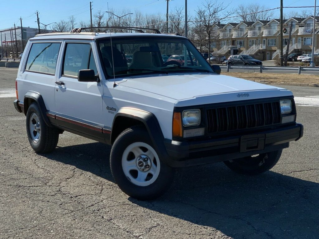1995 Jeep Cherokee Sport 2 DOOR