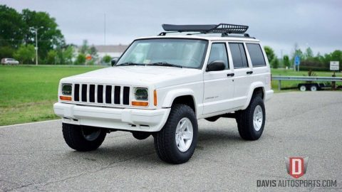 2000 Jeep Cherokee WE CAN Finance 100% for sale