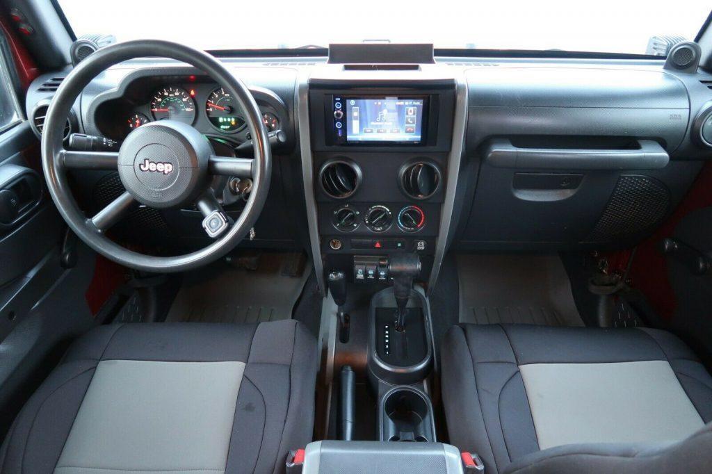 2009 Jeep Wrangler Unlimited Sport JK
