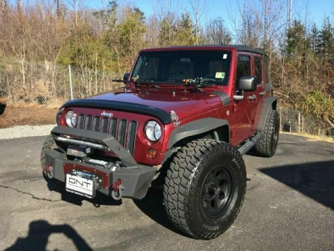 2010 Jeep Wrangler Unlimited Rubicon 4WD for sale