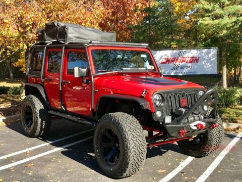 2015 Jeep Wrangler Freedom Edition for sale