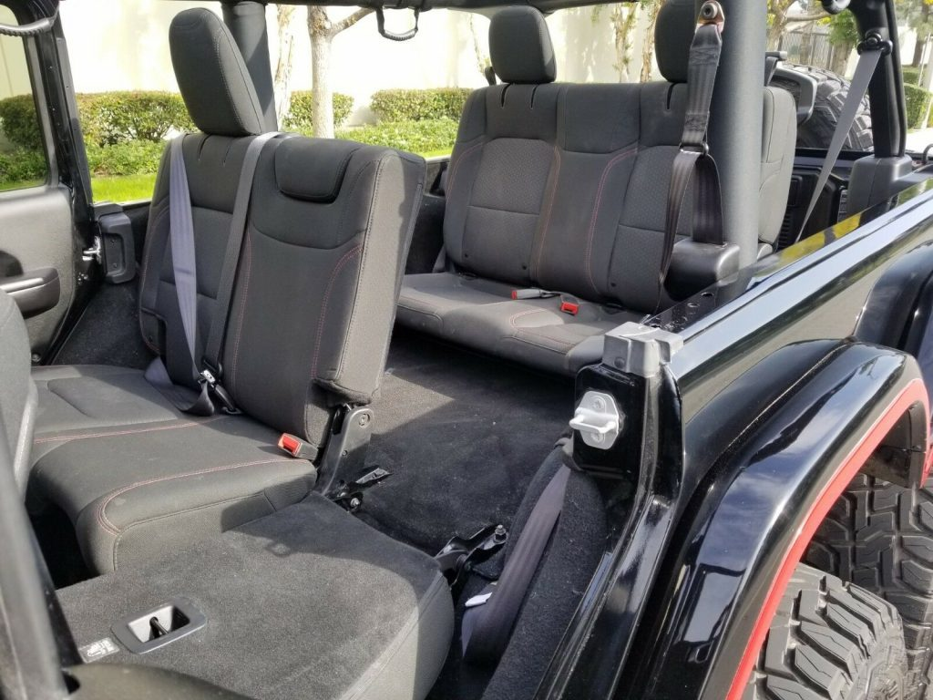 2018 Jeep Wrangler JL Rubicon Unlimited