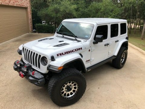 2018 Jeep Wrangler Rubicon 4X4 for sale