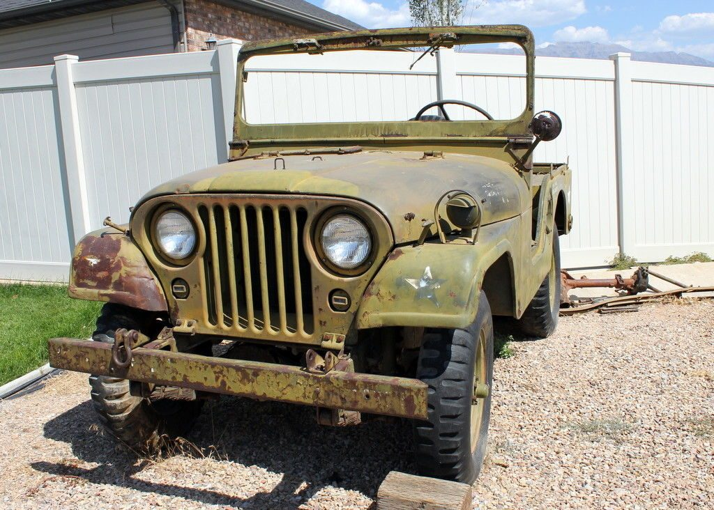 Jeep M38a1 Willys MD Military Jeep for sale