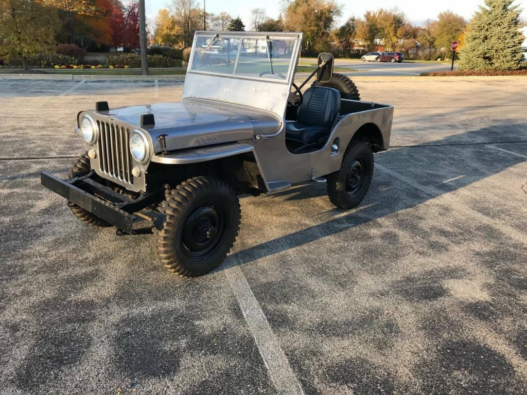 1947 Jeep Willys CJ2A for sale