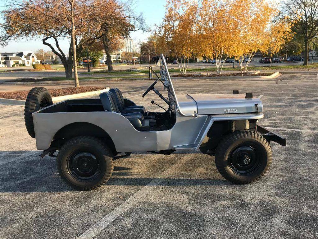1947 Jeep Willys CJ2A