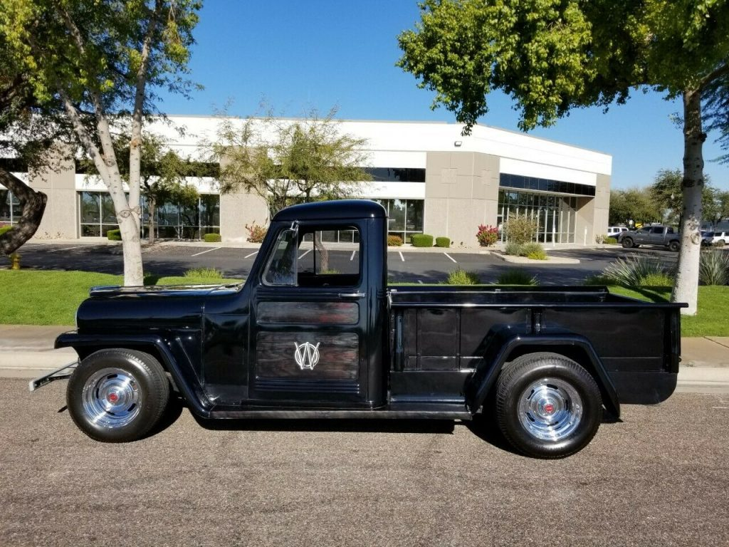 1950 Jeep Willys Pickup