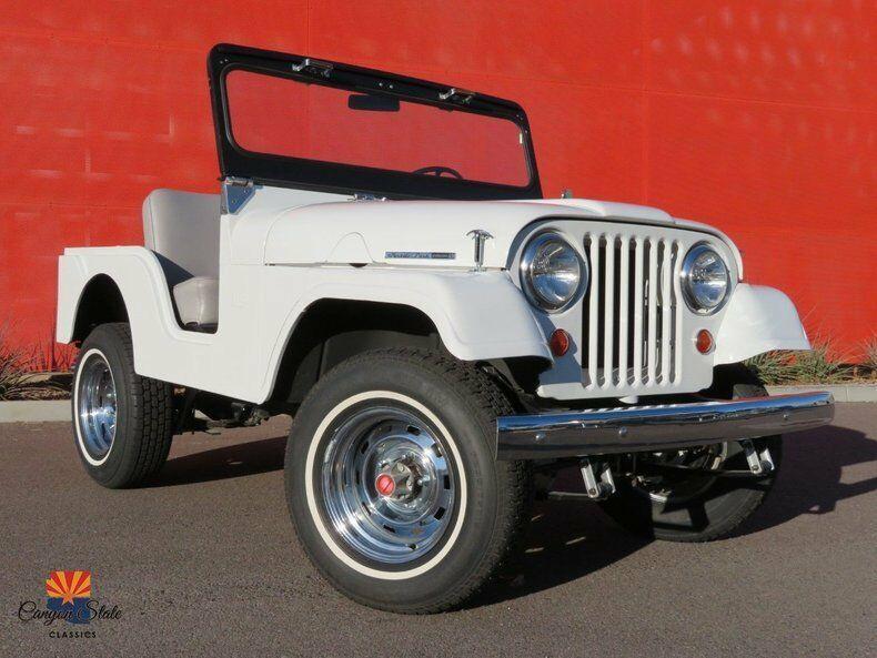 1965 Jeep CJ 5 for sale