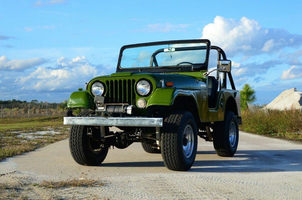 1969 Jeep CJ5 for sale