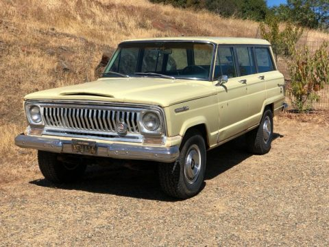 1969 Jeep Wagoneer for sale