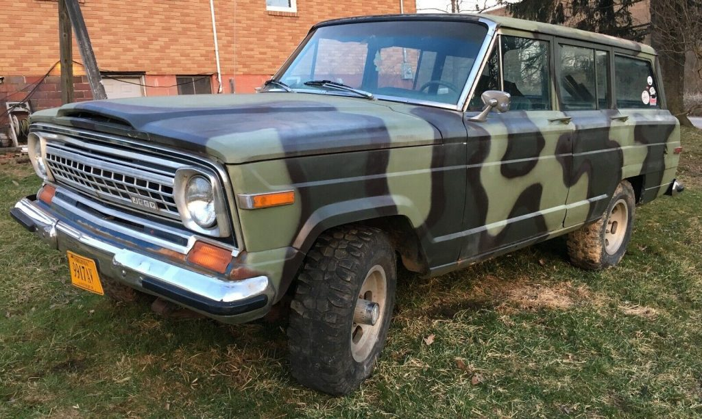 1979 Jeep Cherokee Chief S for sale