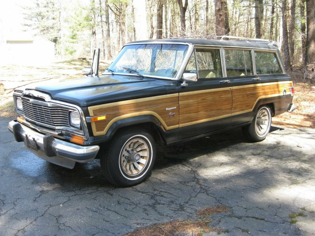 1983 Jeep Wagoneer Limited for sale