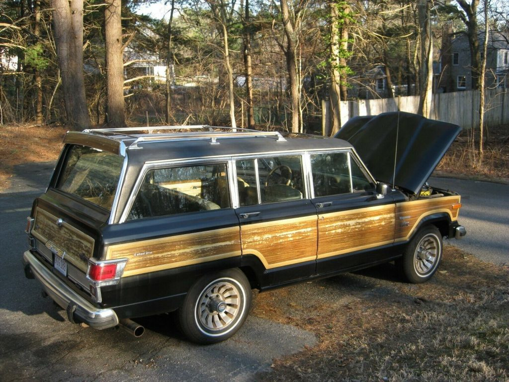1983 Jeep Wagoneer Limited