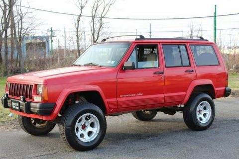 1996 Jeep Cherokee Classic edition for sale