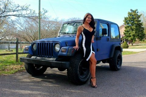 1997 Jeep Wrangler for sale