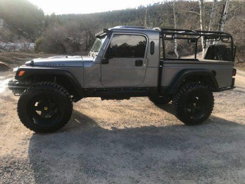 2005 Jeep Wrangler TJ Rubicon for sale