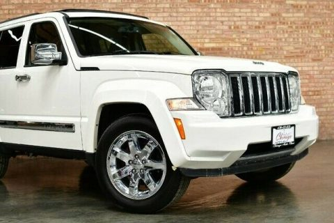 2008 Jeep Liberty Limited for sale
