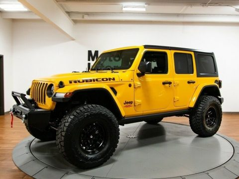 2019 Jeep Wrangler JL Unlimited Rubicon Ozark Mountain Edition for sale