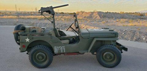 1942 Ford GPW WW2 for sale