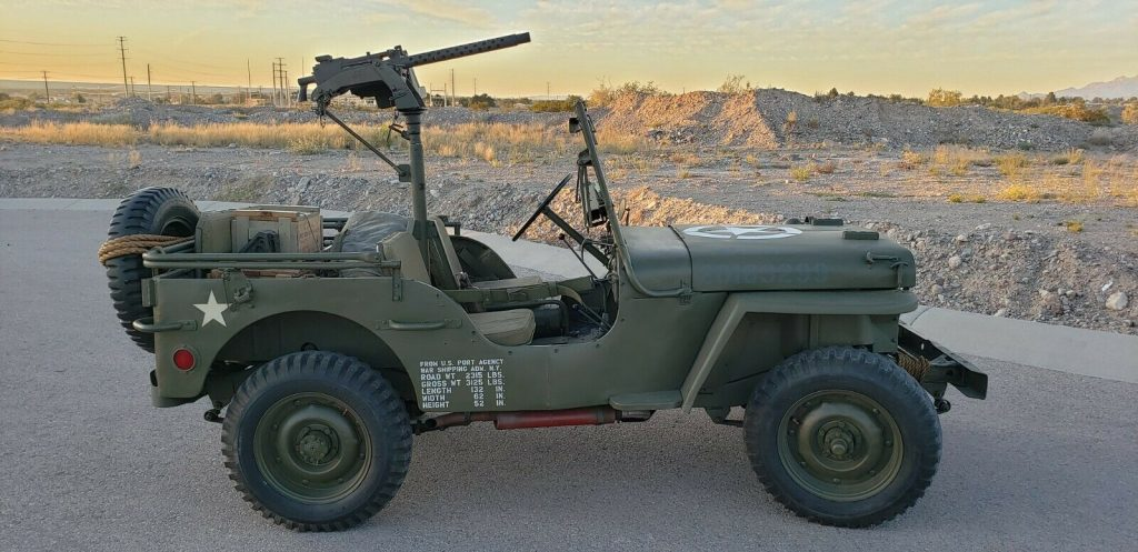 1942 Ford GPW WW2 for sale