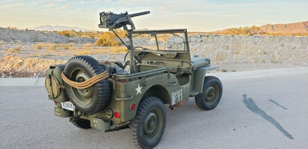 1942 Ford GPW WW2