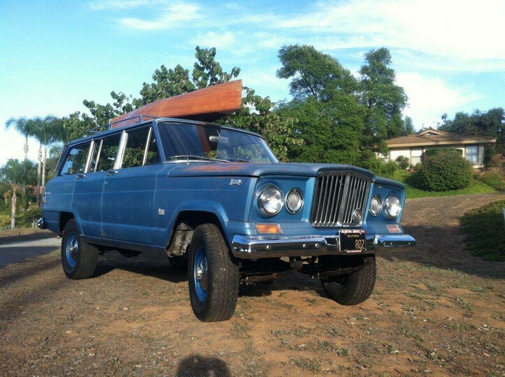 1963 Jeep Wagoneer for sale
