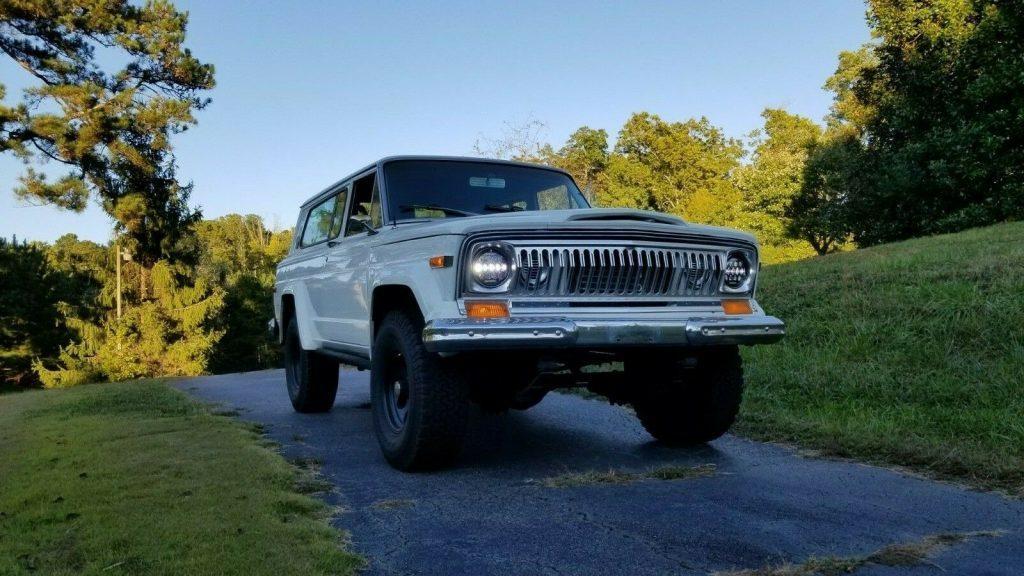 1978 Jeep Cherokee Chief V8 5.9L
