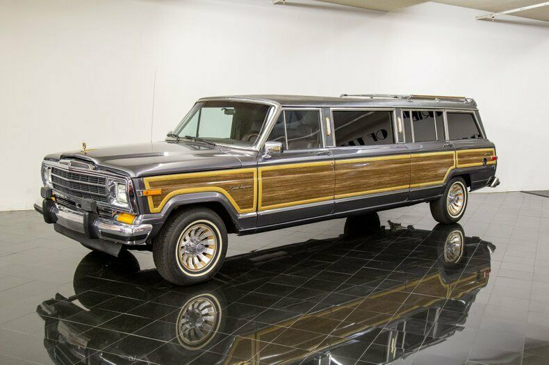 1988 Jeep Grand Wagoneer Limousine