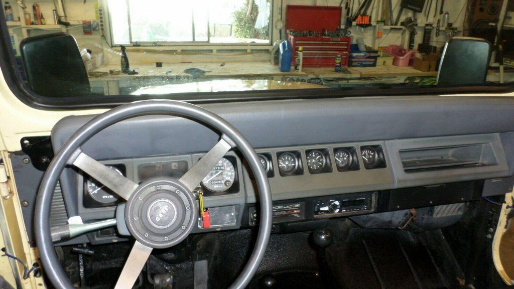 1988 Jeep Wrangler YJ