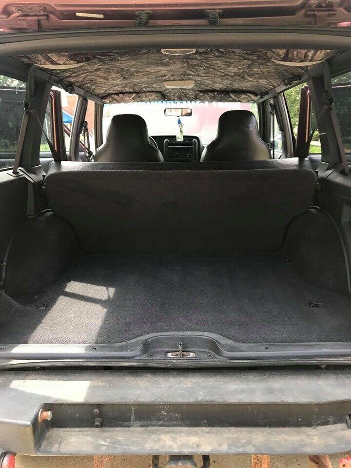 2000 Jeep Cherokee Sport XJ