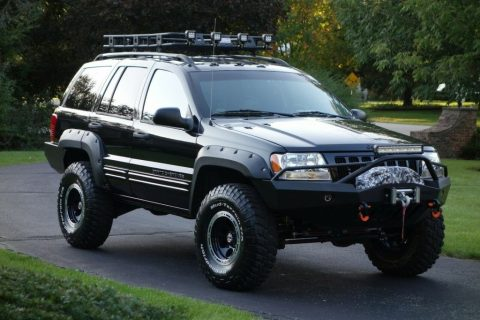 2004 Jeep Grand Cherokee Limited 4×4 No Expense Spared Professional Build! for sale
