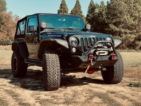 2015 Jeep Wrangler Rubicon for sale