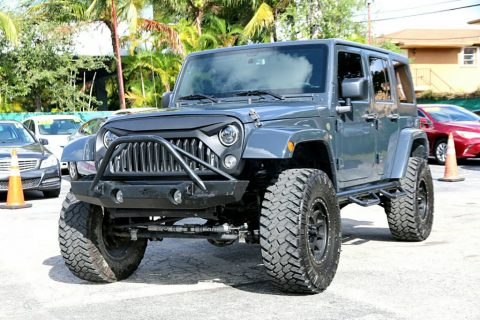 2016 Jeep Wrangler Custom Lifted Jeep! for sale