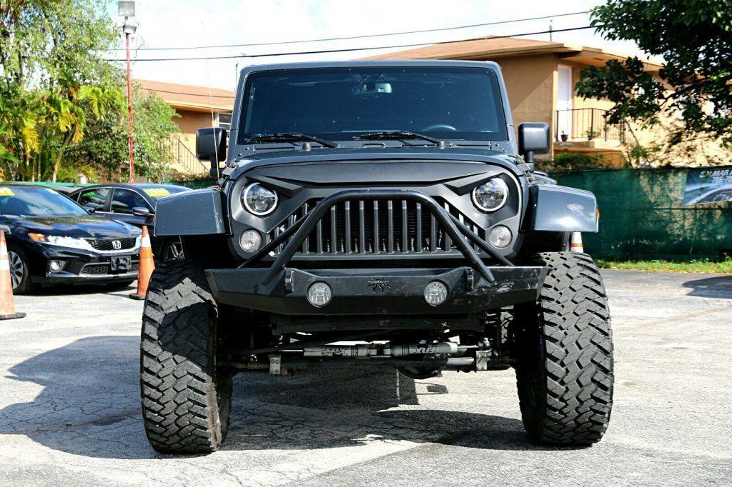 2016 Jeep Wrangler Custom Lifted Jeep!