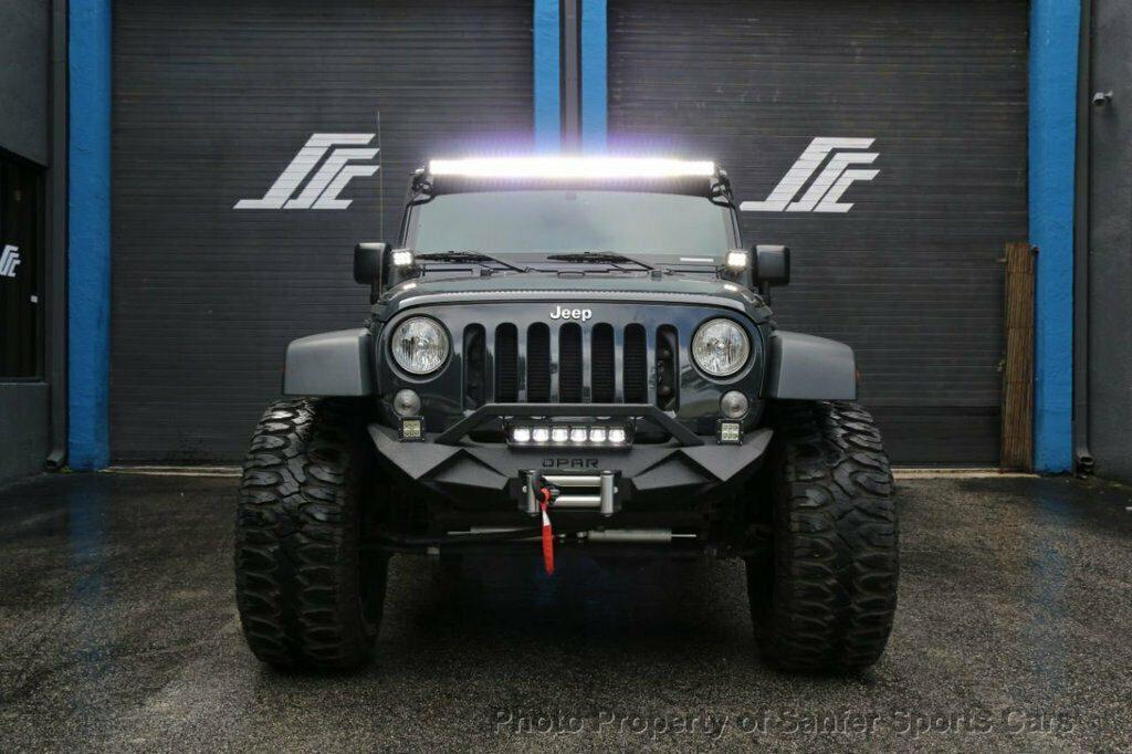 2017 Jeep Wrangler Sport 4×4