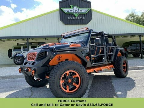 2018 Jeep Wrangler Sahara Harley Davidson Edition for sale