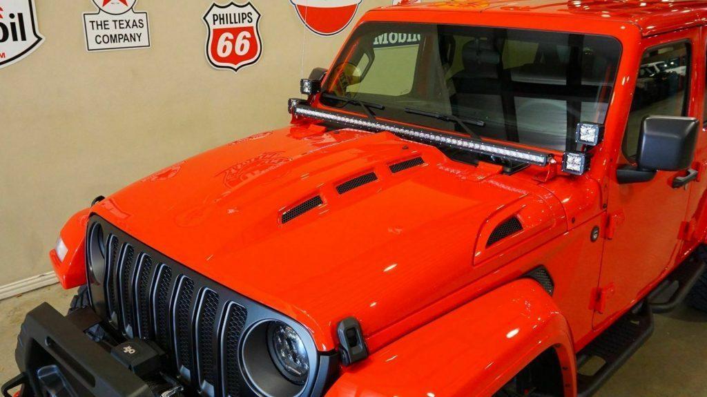 2019 Jeep Wrangler Sport 4X4 Custom,lifted,led's,fuel WHLS
