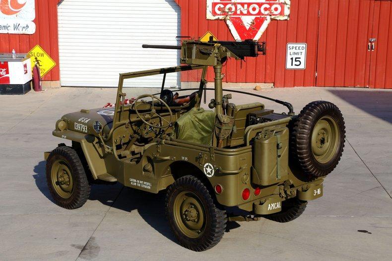 1947Jeep Willys CJ2A