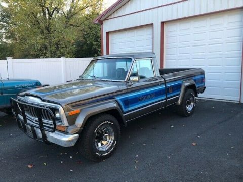 1981 Jeep J10 Laredo for sale