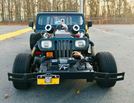 1994 Jeep Wrangler CUSTOM for sale